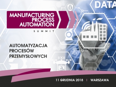 Manufacturing Process Automation Summit 2018!
