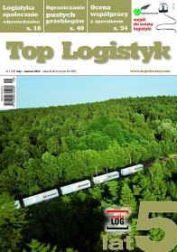 Top Logistyk 1/2013