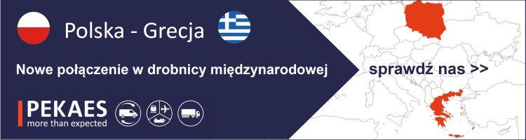 PEKAES Grecja