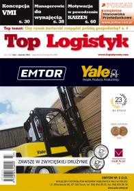 Top Logistyk 1/2011